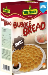Werners Bubble Bread